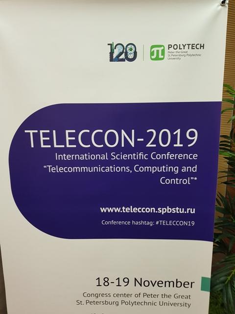 "Конференция ""Telecommunications, Computing and Control"" (TELECCON-2019)"